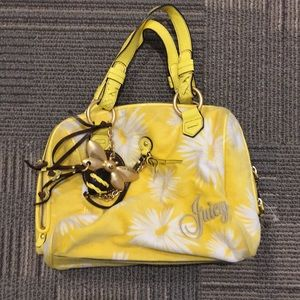 Juicy Couture bumble bee bag